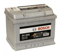 Автомобильный аккумулятор  Bosch 63 Ач 242x175x190