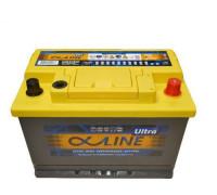 Аккумулятор Alphaline 80 Ач 315x175x175
