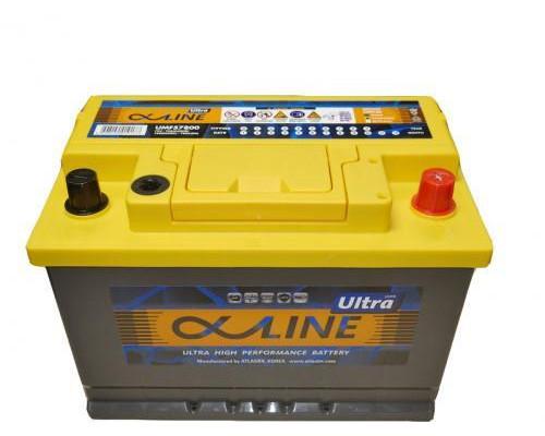 Аккумулятор Alphaline 80 Ач