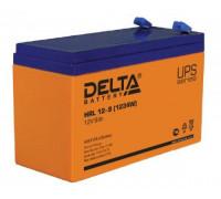 Аккумулятор Delta HRL 12-9 (12 вольт 9 а.ч)