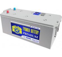 Грузовой аккумулятор Tyumen 220 Ач 518x228x238