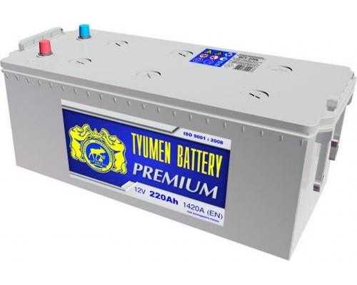 Грузовой аккумулятор Тюмень 220 Ач