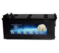 Грузовой аккумулятор Karhu 190 Ач 516x223x223