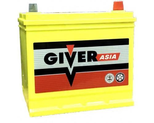 Автомобильный аккумулятор  Giver 65 Ач