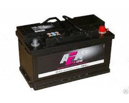 Автомобильный аккумулятор  Afa 80 Ач