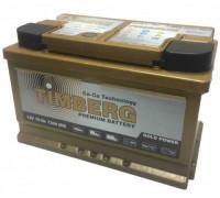 Автомобильный аккумулятор  Timberg 70 Ач 278x175x175