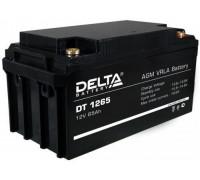 Аккумулятор Delta DT 1265 (12 вольт 65 а.ч)