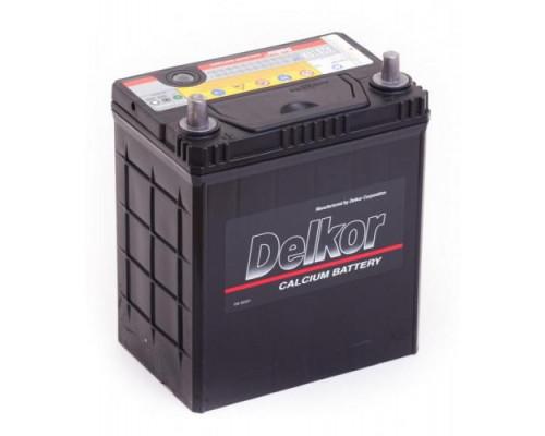Автомобильный аккумулятор  Delkor 40 Ач