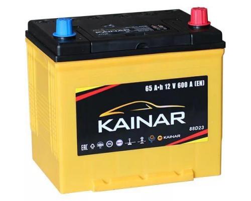 Автомобильный аккумулятор  Kainar 65 Ач