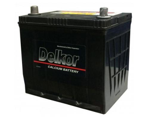 Автомобильный аккумулятор  Delkor 70 Ач