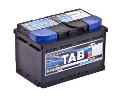 Автомобильный аккумулятор  Tab 73 Ач