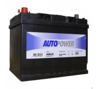 Автомобильный аккумулятор  Autopower 68 Ач 260x173x225