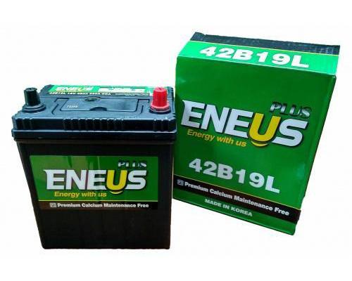 Автомобильный аккумулятор  Eneus 40 Ач
