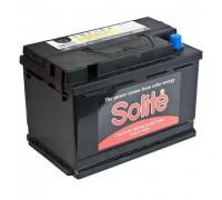 Автомобильный аккумулятор  Solite 75 Ач 230х179х184