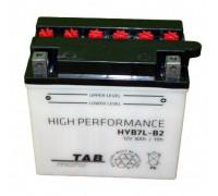 Мото аккумулятор Tab 8 Ач 135x75x133