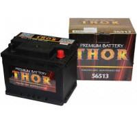 Автомобильный аккумулятор  Thor 65 Ач 242x175x190
