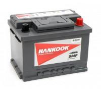 Автомобильный аккумулятор  Hankook 60 Ач 242x175x175