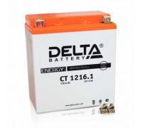 Аккумулятор Delta CT 1216.1 (YTX16-BS, YB16B-A)