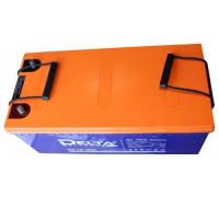 Аккумулятор Delta GX 12-200 (12 вольт 200 а.ч)