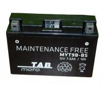 Мото аккумулятор Tab 8 Ач 150x70x105