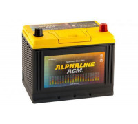 Аккумулятор Alphaline 75 Ач 260x173x225