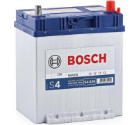 Автомобильный аккумулятор  Bosch 40 Ач 187x127x225