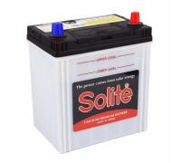 Автомобильный аккумулятор  Solite 44 Ач 187x127x220