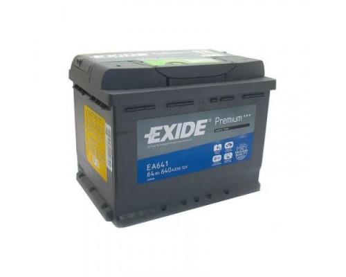 Автомобильный аккумулятор  Exide 64 Ач