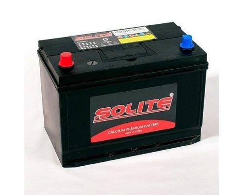 Автомобильный аккумулятор  Solite 110 Ач