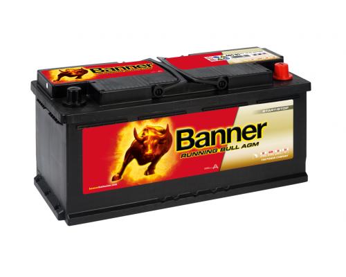 Автомобильный аккумулятор  Banner 105 Ач