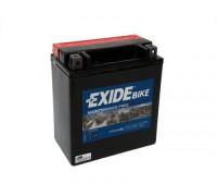 Мото аккумулятор Exide 12 Ач 150x88x146