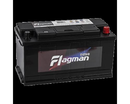 Автомобильный аккумулятор  Flagman 105 Ач