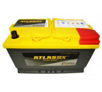 Автомобильный аккумулятор  Atlas 80 Ач 315x175x190