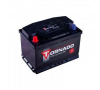 Автомобильный аккумулятор  Tornado 77 Ач 278x175x190