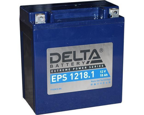 Мото аккумулятор Delta 20 Ач