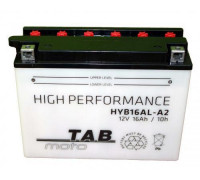 Мото аккумулятор Tab 16 Ач 207x71x164