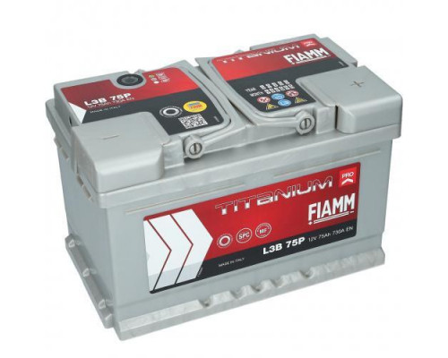 Автомобильный аккумулятор  Fiamm 75 Ач