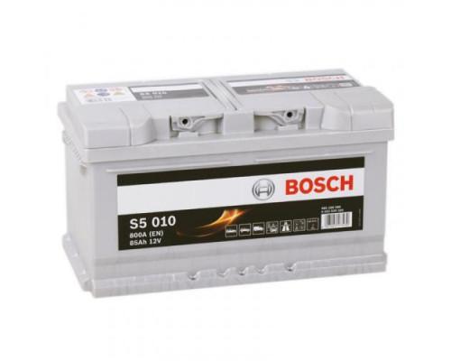 Автомобильный аккумулятор  Bosch 85 Ач