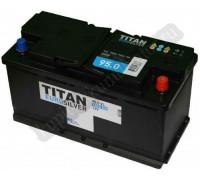 Автомобильный аккумулятор  Titan 95 Ач 353x175x190