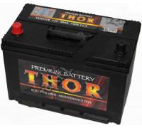 Автомобильный аккумулятор  Thor 90 Ач 306x173x225