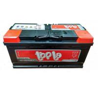 Автомобильный аккумулятор  Topla 110 Ач 393x175x190