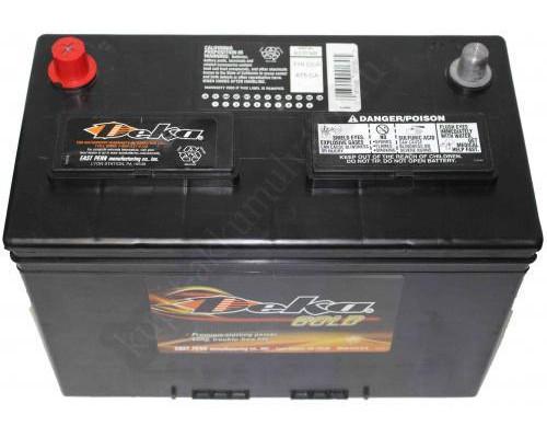 Автомобильный аккумулятор  Deka 95 Ач