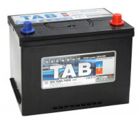 Автомобильный аккумулятор  Tab 75 Ач 260x173x225