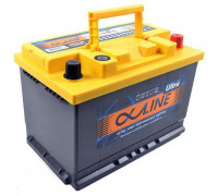 Аккумулятор Alphaline 74 Ач 278x175x175