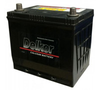 Автомобильный аккумулятор  Delkor 60 Ач 232x173x225