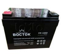 Аккумулятор ВОСТОК СК 1233 (12 вольт 33 а.ч)