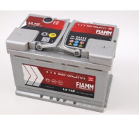 Автомобильный аккумулятор  Fiamm 74 Ач 278x175x190