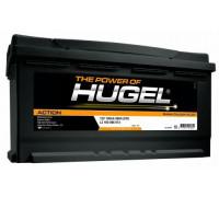 Автомобильный аккумулятор  Hugel 100 Ач 353x175x190