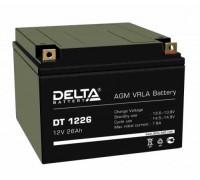 Аккумулятор для ИБП VIM 1226  12V/26Ah (2016 год)
