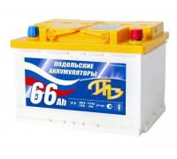 Автомобильный аккумулятор  Подольские 60 Ач 242x175x195